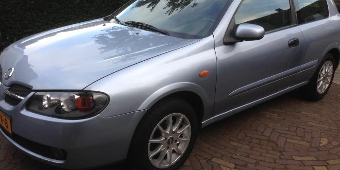 Nissan Almera 2004 1.8 16v sport
